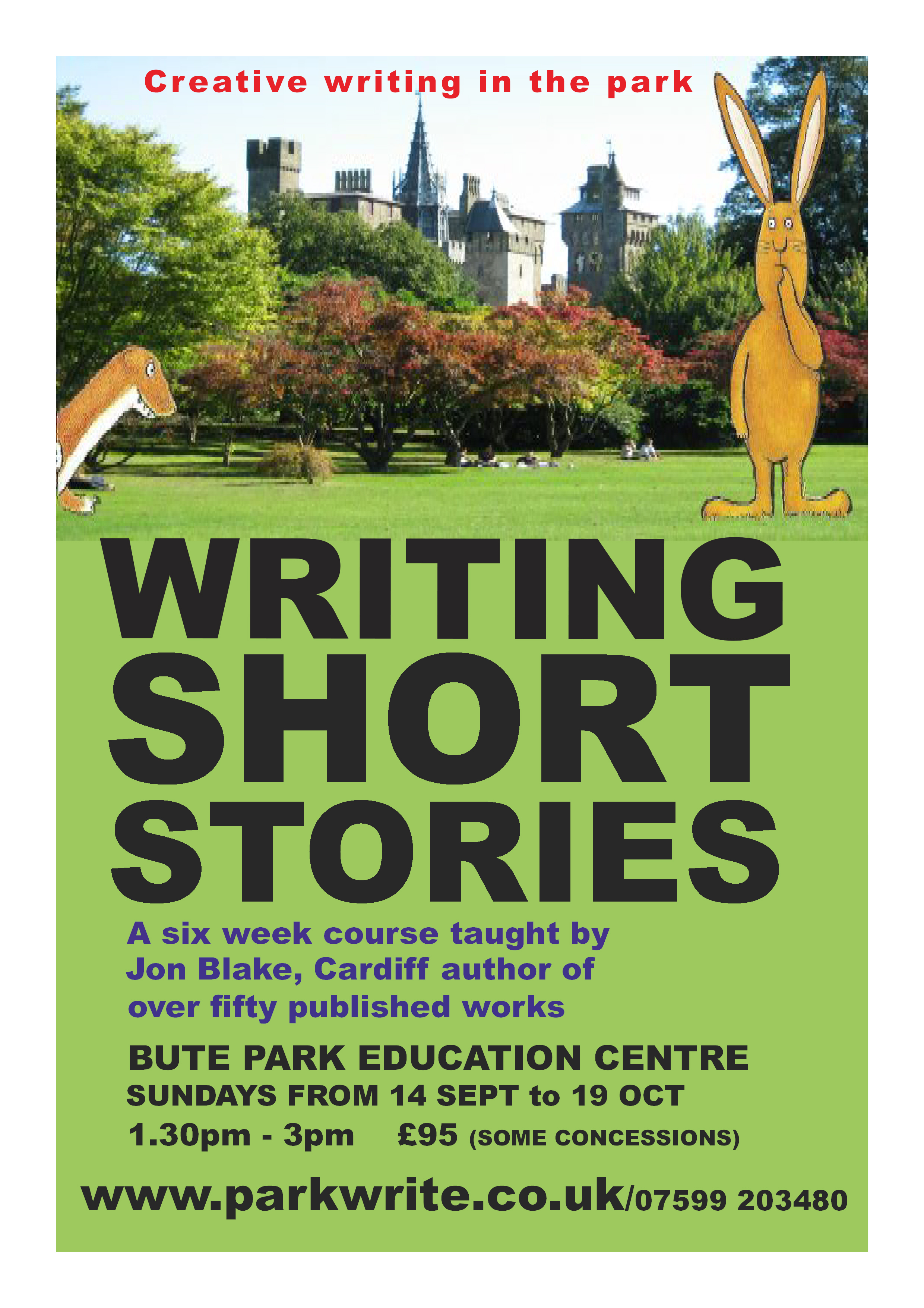 Creative writing articles about short story collections